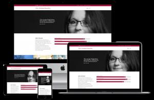 Webseite Prof. Christiane Nowottny