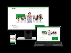 Webseite ARCO