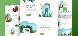 Kostenloses Landwirt Layout Pack