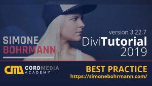 DiviTutorial Best Practice Simone Bohrmann