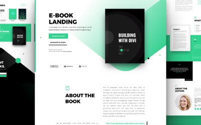 Kostenloses Ebook Layout Pack