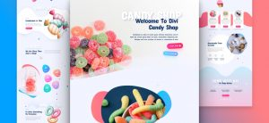Kostenloses Candy Shop Layout Pack