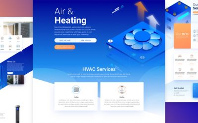 Kostenloses Layout Pack für Heizungs-, Lüftungs- und Klimatechniksysteme